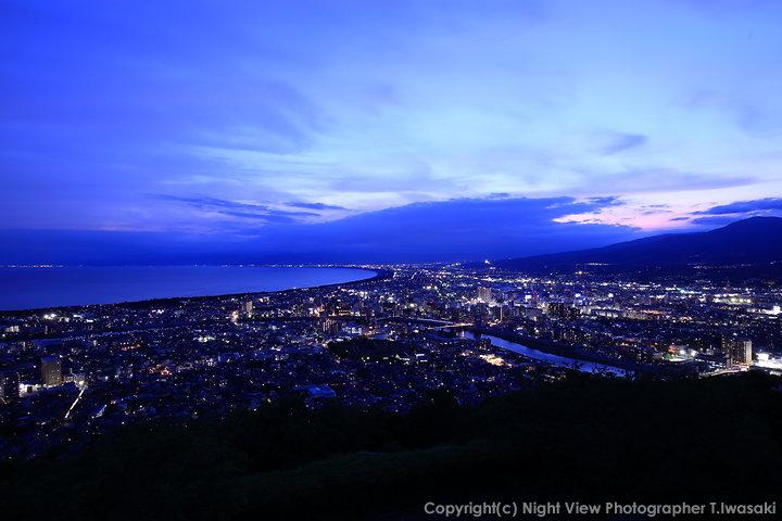静岡八十八箇所夜景巡り