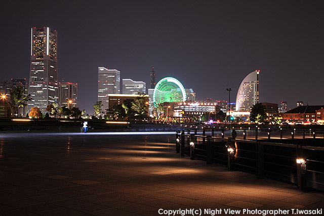 EIZOガレリア銀座:夜景撮影&カラーマッチングセミナー開催報告