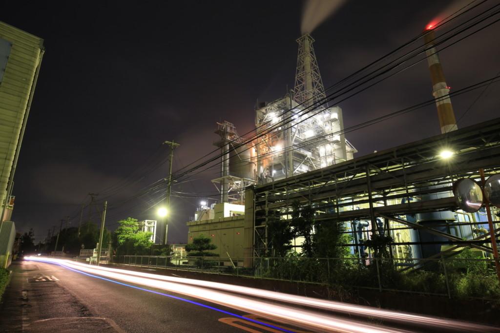 「工場夜景」撮影徹底ガイド(川崎・横浜・富士・神栖編)