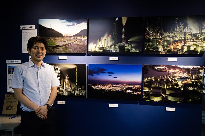 写真展「工場夜景の煌めき」