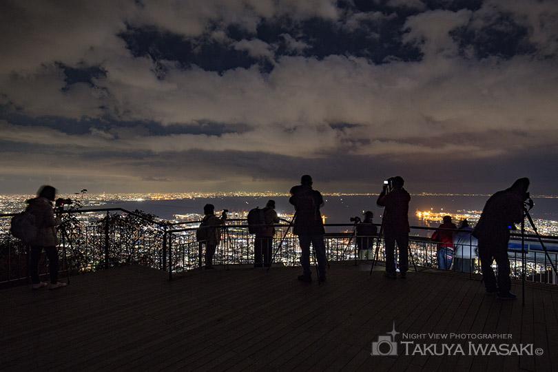 【阪急交通社】六甲山&摩耶山夜景撮影ツアー開催報告