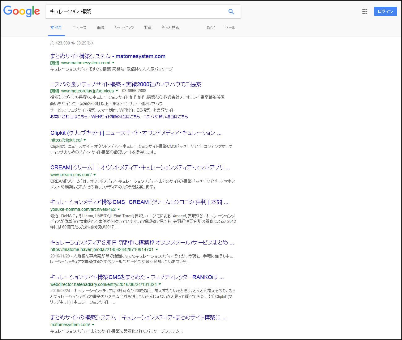 「キュレーション 構築」検索結果