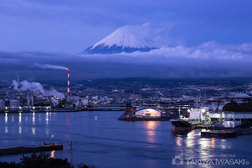 富士工場夜景撮影バスツアー【報告レポート】
