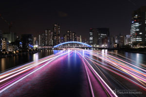 川崎工場&横浜夜景クルージングツアー開催報告